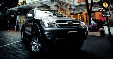 Toyota Fortuner Dubai 's on sale at Dubai 's top 4x4 exporter