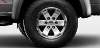 16 alloy wheels