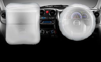 Isuzu Dmax 3000 cc Dual SRS airbags at Dubai 's top 4x4 dealer importer exporter