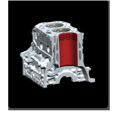isuzu dmax 3000 cc met in liner