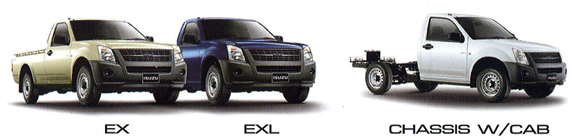 Isuzu Dmax 2009 Platinum Spark model lineup available now at Jim Autos Dubai 4x4 pickup and SUV dealer importer exporter