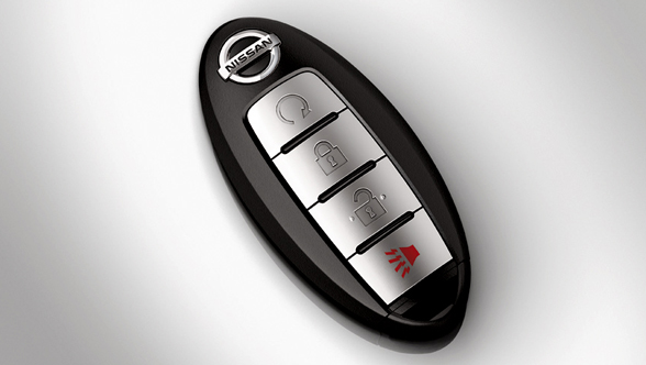 INTELLIGENT KEY WITH REMOTE ENGINE STARTER