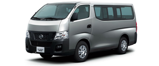 2017 2018 Nissan Nv350 Urvan Van Dubai Car Exporter