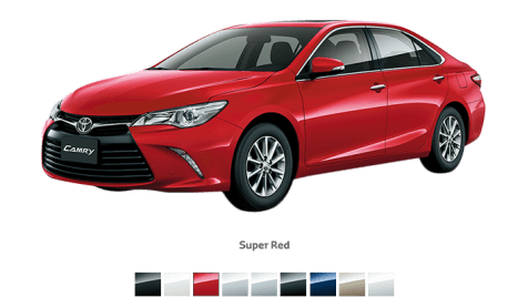 2017 2018 toyota camry dubai car exporter dealer new used africa asia oceania. Black Bedroom Furniture Sets. Home Design Ideas