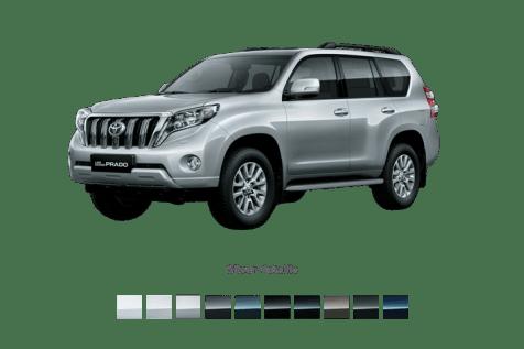 2017 2018 Toyota Land Cruiser Prado - Dubai Car Exporter ...