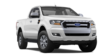 Ford Ranger Open Cab Hi-Rider 2.2L XLS 4x2 HR 6MT