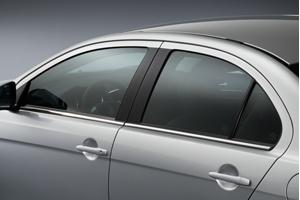 Lancer Ex Chrome Belt-Line Moldings