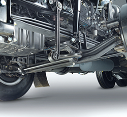 Front anti-roll bars