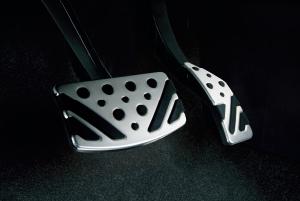 Lancer Ex Aluminum Pedals
