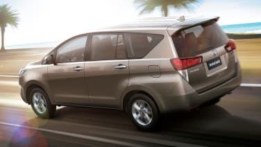2018 toyota innova. fine innova elegant and modern the toyota innova is an attractive stately vehicle  as well a spacious one visibility enhanced by standardfit fog lamps  for 2018 toyota innova j