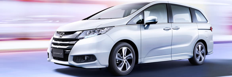 2017 2018 Honda Odyssey J Dubai Minivan MPV - Dubai Car ...