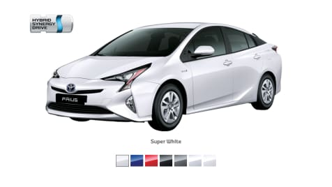 2018 Toyota Prius Colors Upcoming Toyota