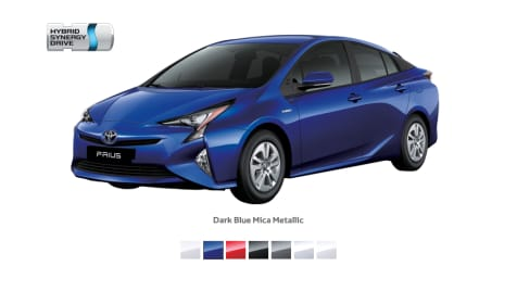 2017 2018 Toyota Prius Technology Entertainment Within Your Reach