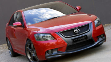 2006 Toyota Aurion Sports Concept, created by Toyota Style Australia
