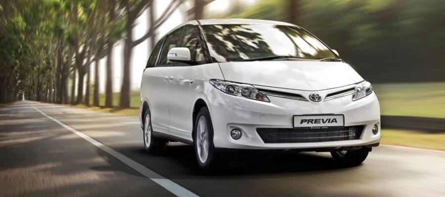 2017 2018 Toyota Previa Dubai Dubai Car Exporter Dealer