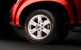 18-inch Allow Wheels