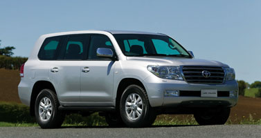 landcruiser 200 replacement for Landcruiser 100 is now available