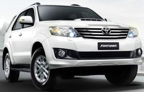 2012 2011 2013 Toyota Fortuner available now at Jim Autos Thailand
